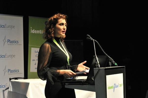 PAGÇEV Indentiplast 2017'de Türkiye'deki Atık Yönetimini Anlattı