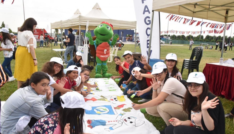 İBB Sıfır Atık Yarışmasında Çocuklar Ödüllendirildi