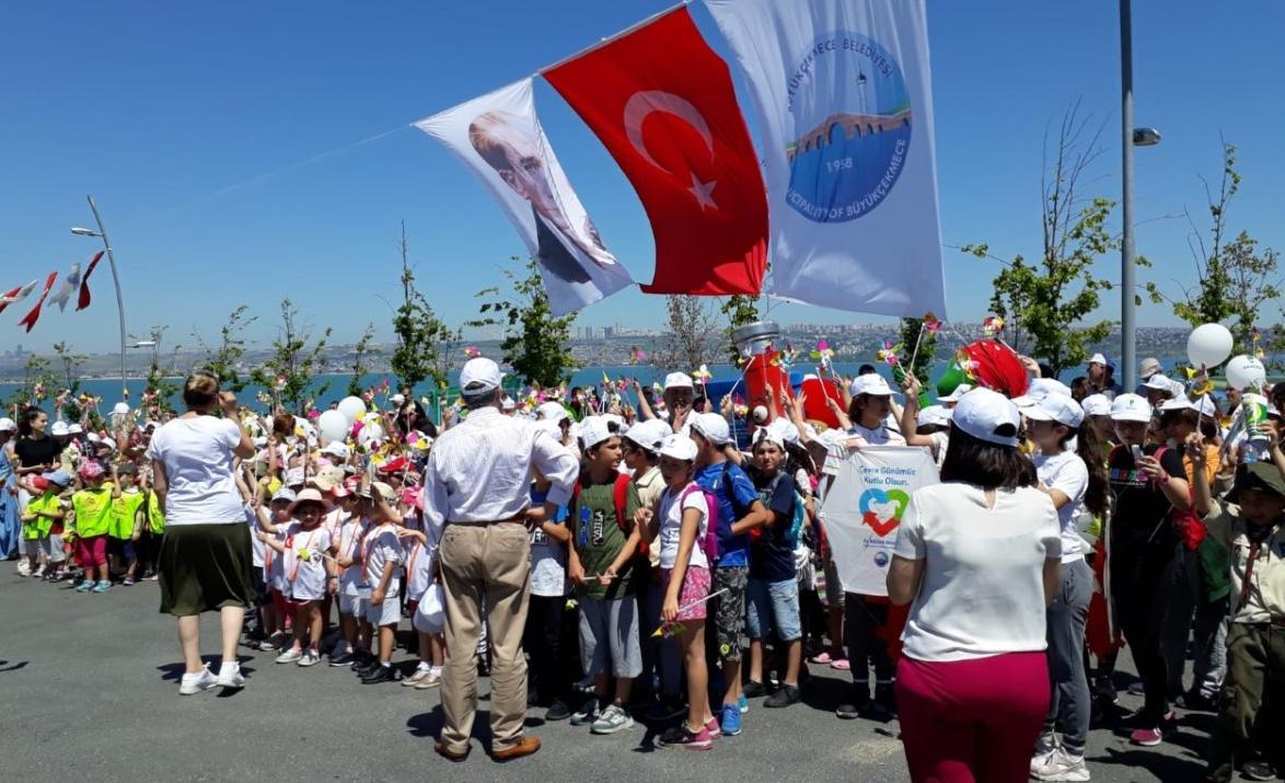 Mardin'de Dünya Çevre Haftası Kutladı