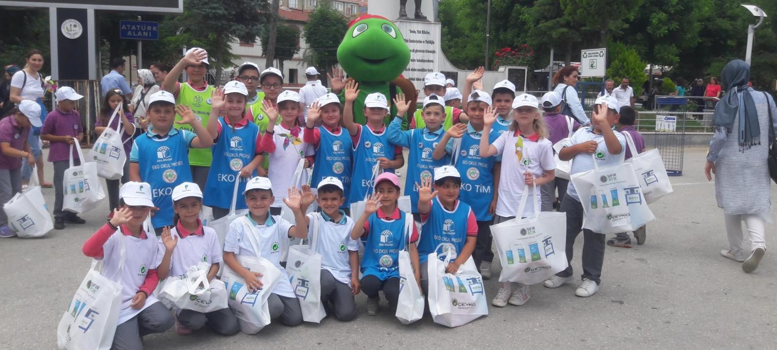Saray Belediyesi Çevre Günü Etkinlikleri Düzenledi